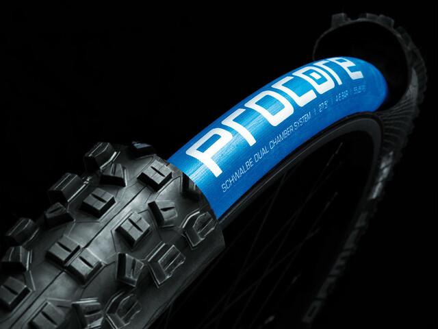 SCHWALBE Procore - Chambre à air - 27,5 pouces pneu intérieur  bleu